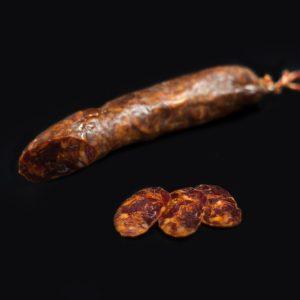 Chorizo iberico de bellota casero